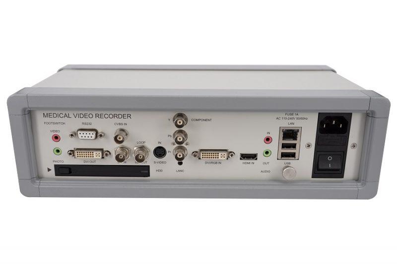 Medial Video Recorder