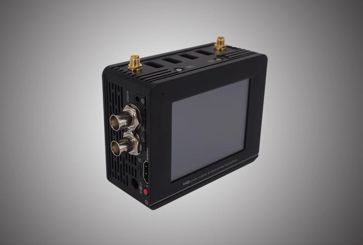 portable streaming video encoder