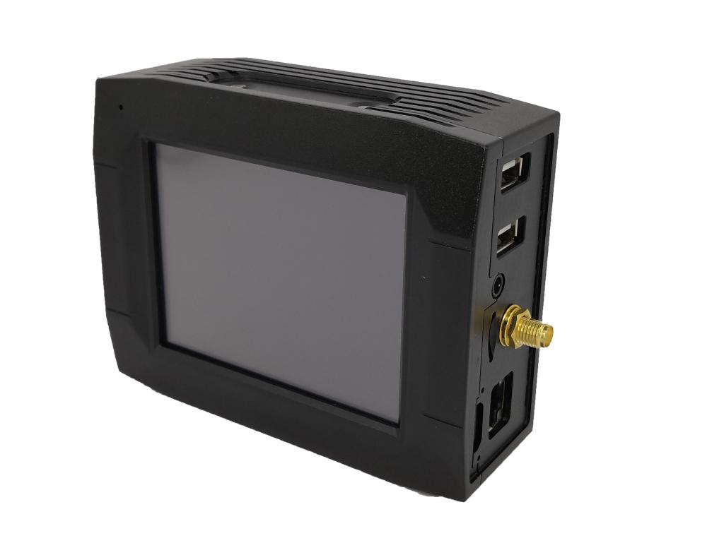 高清便携双通道录像机MEGA DVR II